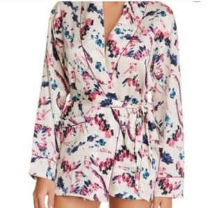 Just in! Sam Edelman floral printed robe NWT!